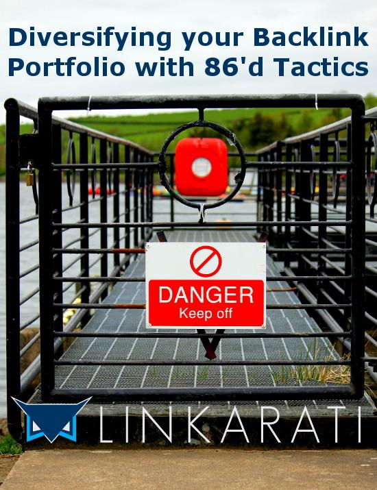 Diversifying your Backlink Portfolio