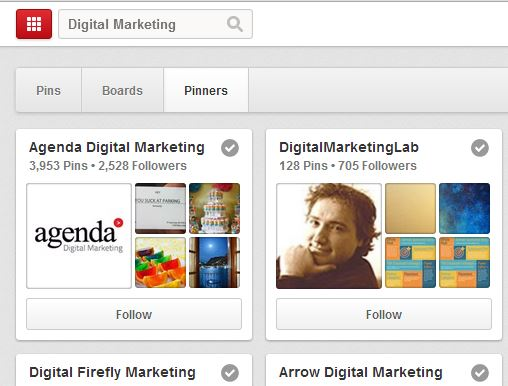 DigitalMarketingPinSearch