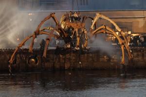 robotic spider of doom