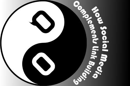 Social Media Complements Link Building