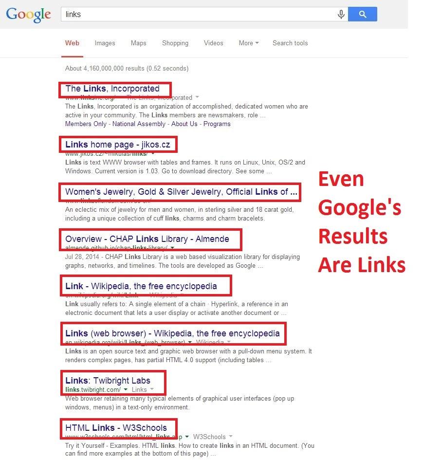 Google links 2