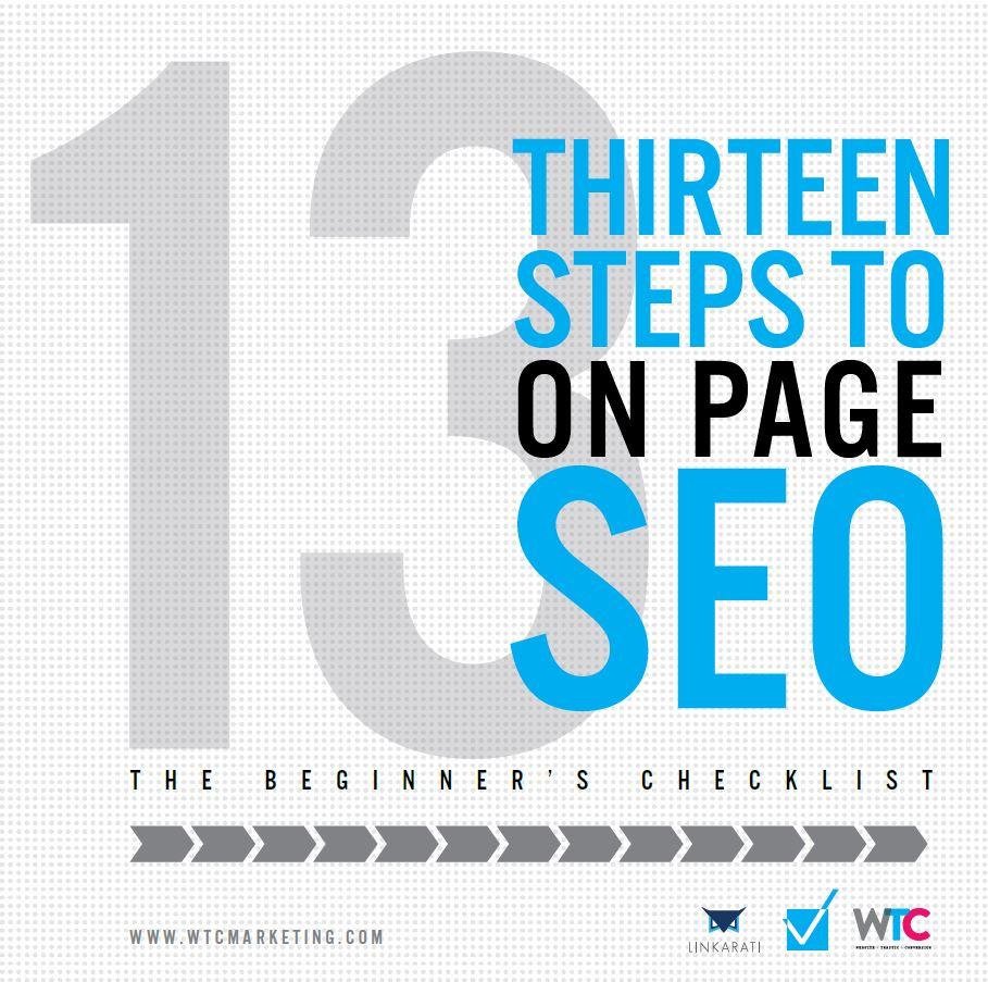 On-Page SEO Guide Checklist