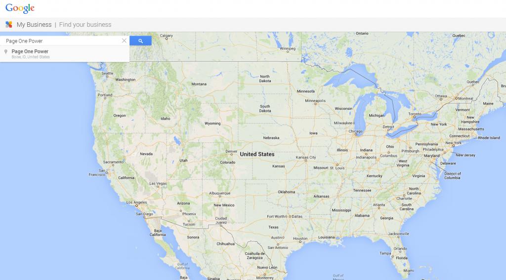 P1P Map Capture