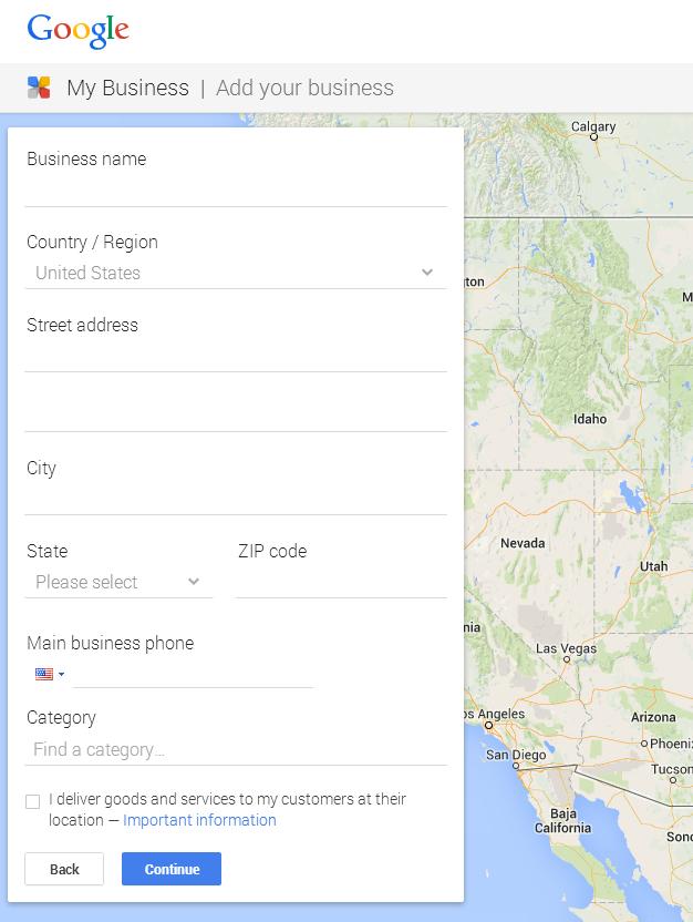 Business Info Capture
