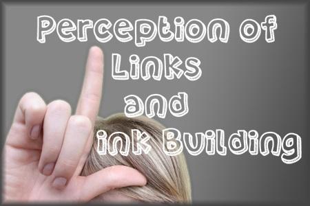 Perception of Links