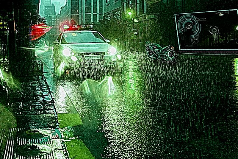these cyberpunk streets