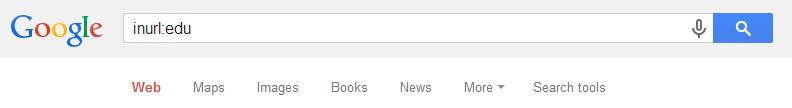 inURL search cap