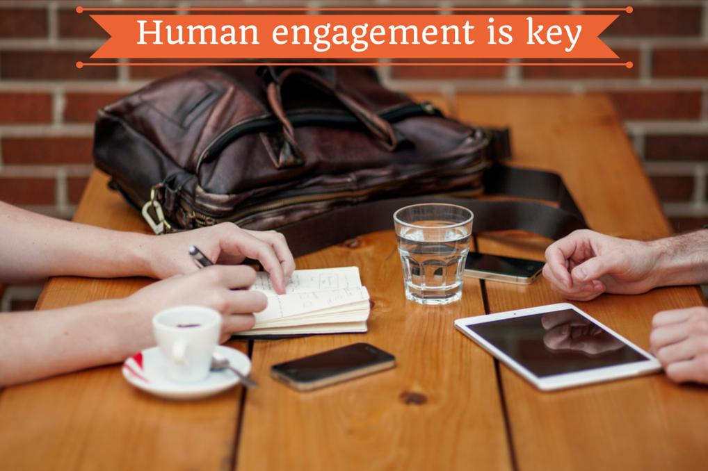 Human engagement