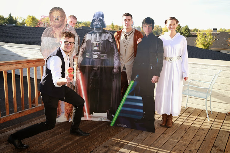 sales staff star wars