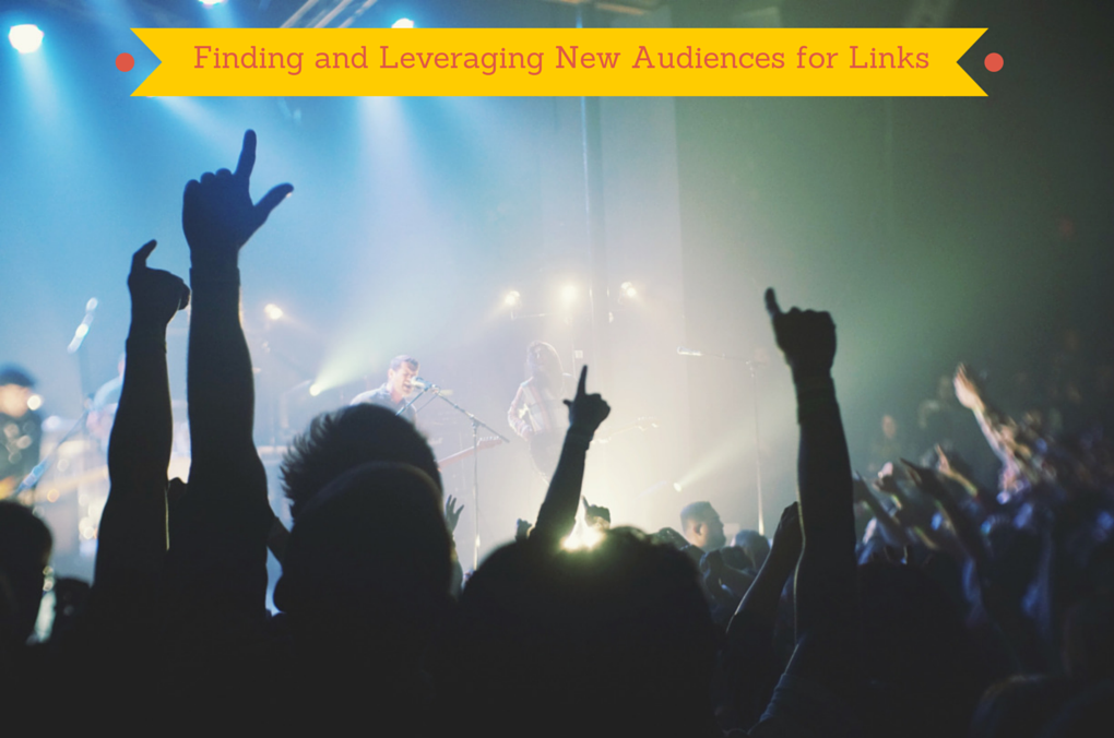 Finding and Leveraging New Audiences for Links