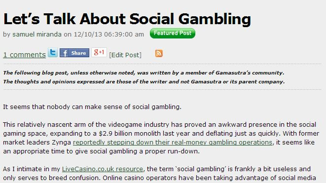 White Hat Link Building in the Gambling Industry