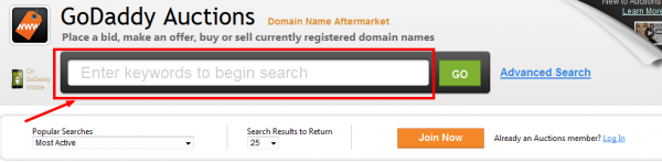 Building Links with Expired Domains