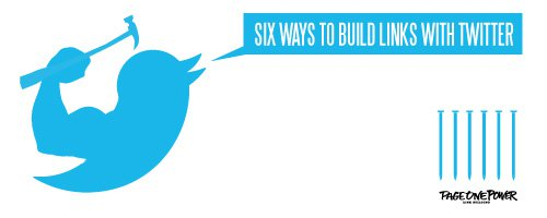 6 Ways to Build Links with Twitter