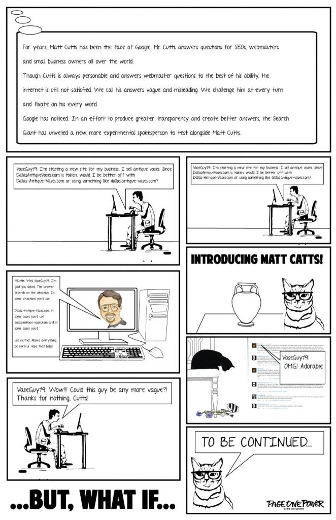 Matt Catts Episode 1