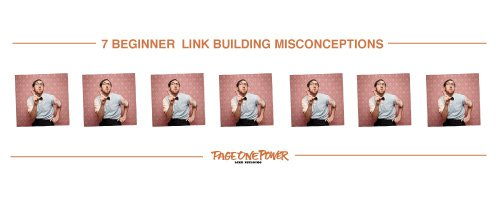 Link Building Misconceptions