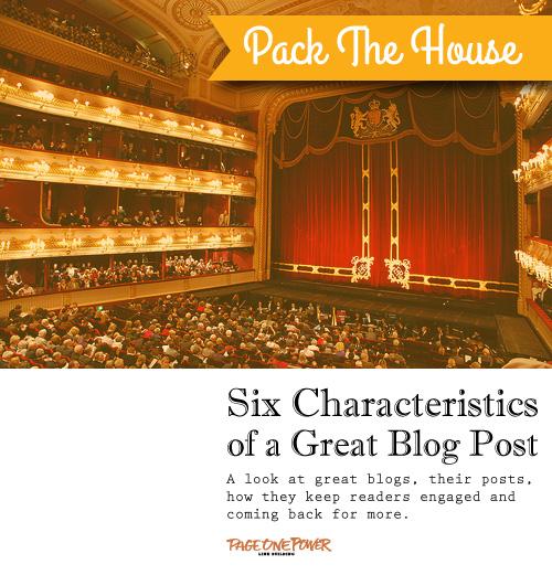 Great blog posts
