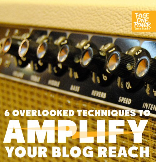 Amplify Your Blog Reach