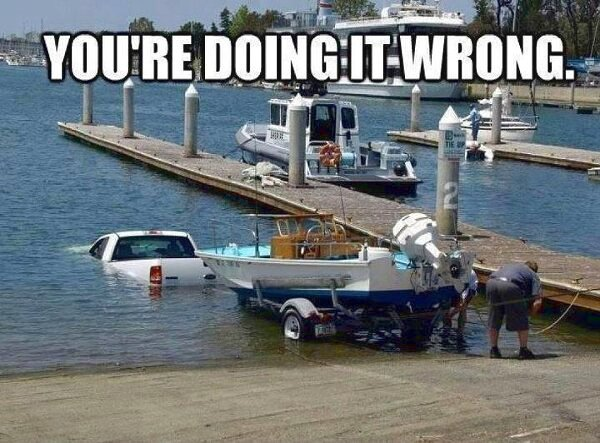 Youre Doing it Wrong Meme
