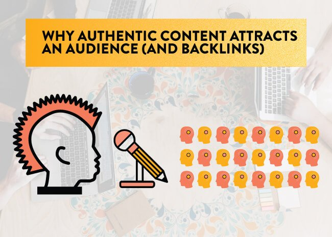 Authentic-content-audience