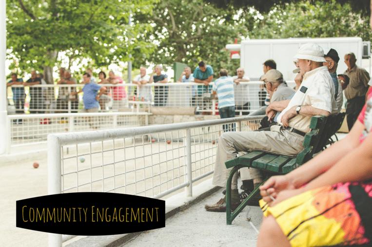 Community engagements image