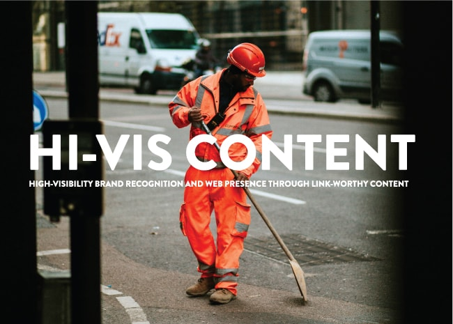 High-visibility content