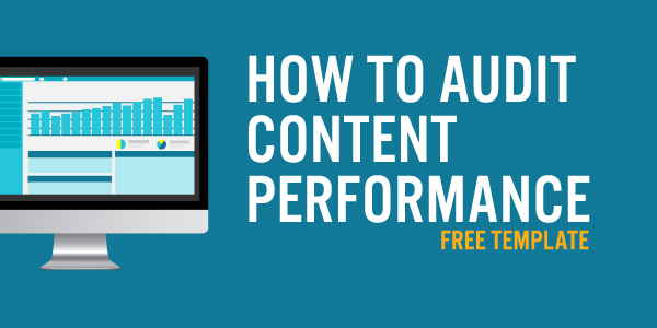 Content Audit Free Template