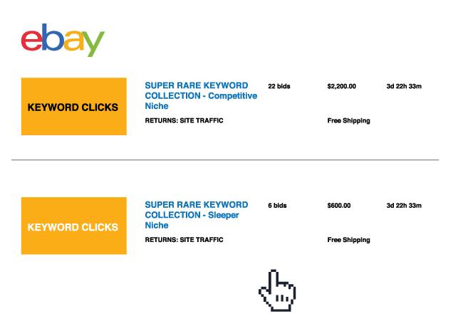AdWords is like ebay