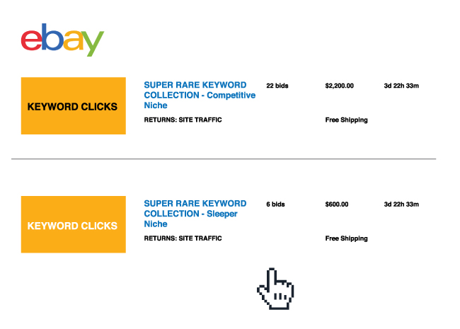 AdWords is like ebay