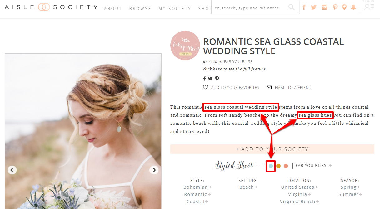 Romantic_Sea_Glass_Wedding_Page_with_Boxes.png