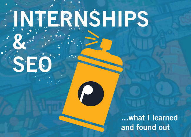 Internships and SEO