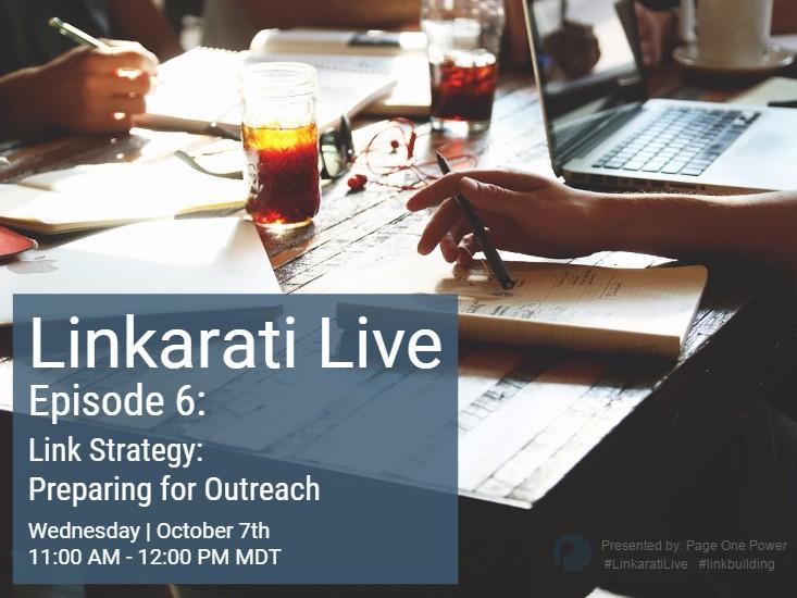 Linkarati Live Episode 6 image