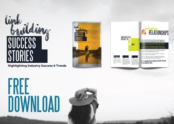 eBook: Link Building Success Stories