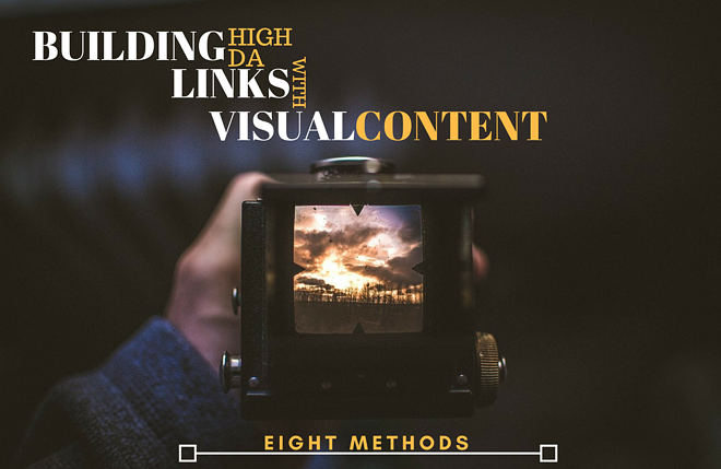 visual content link building