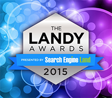 2015 Landy Award - Presented by Search Engine Land