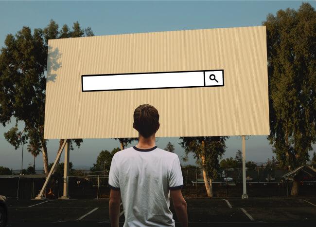 Billboard image