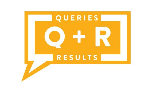 Q+R Logo