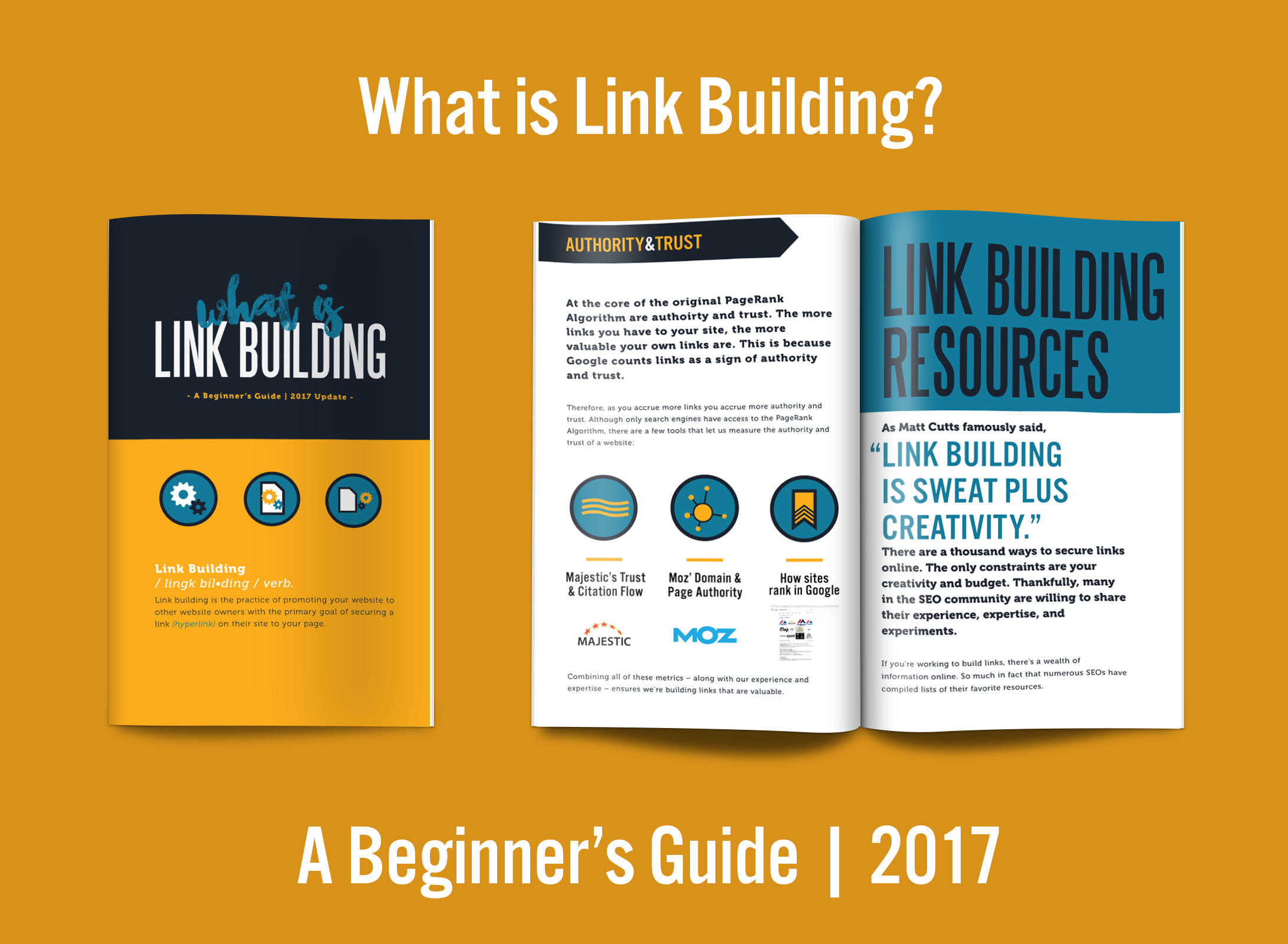 What is Link Building? A Beginner's Guide   2017